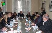 La CGT Regional La Plata adhirió al paro del lunes