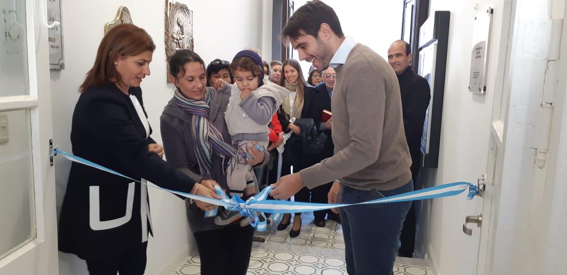 San Nicolás inauguró el Centro Municipal de Salud