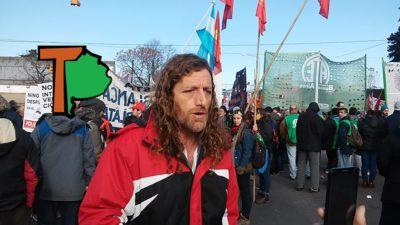 """Paro nacional: desde ATE aseguran que es un """"parazo"""""""