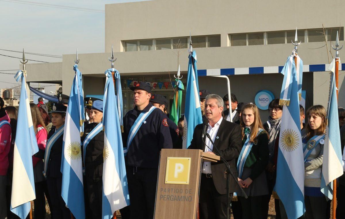 Pergamino / Martínez inauguró el Núcleo de Innovación y Desarrollo de Oportunidades