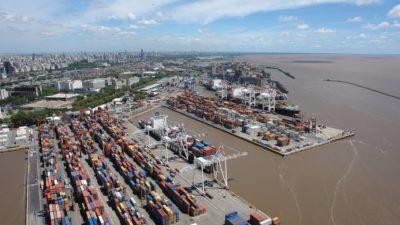 Peligran 200 puestos de trabajo en el Puerto de Buenos Aires