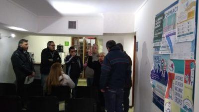 La Plata: Violencia laboral contra una delegada en un vacunatorio municipal