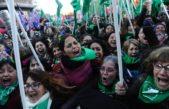 Diputados aprobó la despenalización del aborto, y ahora en el senado buscan transformarla en Ley ¿Macri la vetará si sale?