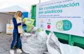 Barros Schelotto realizó una jornada de concientización por el Día Mundial del Medio Ambiente
