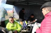 Gral Madariaga / Con drones de la provincia continúa la búsqueda de Lucas Sosa en la laguna Los Horcones
