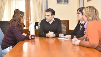 Necochea / López apunta a fortalecer a los pequeños y medianos productores locales