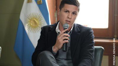 Impulsado por el senador Carballo, reconocen en la legislatura a los deportistas magdalenenses Guido Carrillo, Matías Pellegrini y Ruth Bravo