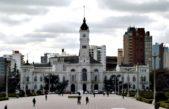 """La Plata restaurará el histórico Palacio Municipal """"tras años de abandono"""""""