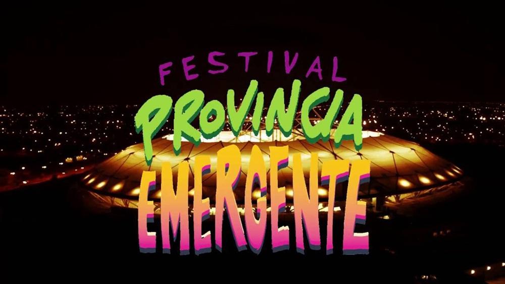 Comienza en el Estadio Único de La Plata una nuevo Festival Provincia Emergente