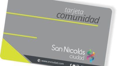 El municipio de San Nicolás lanzó la Tarjeta Comunidad con beneficios para sus empleados