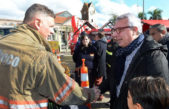 El intendente de Tigre solicitó al gobierno que dé marcha atrás con la quita de subsidios a los bomberos