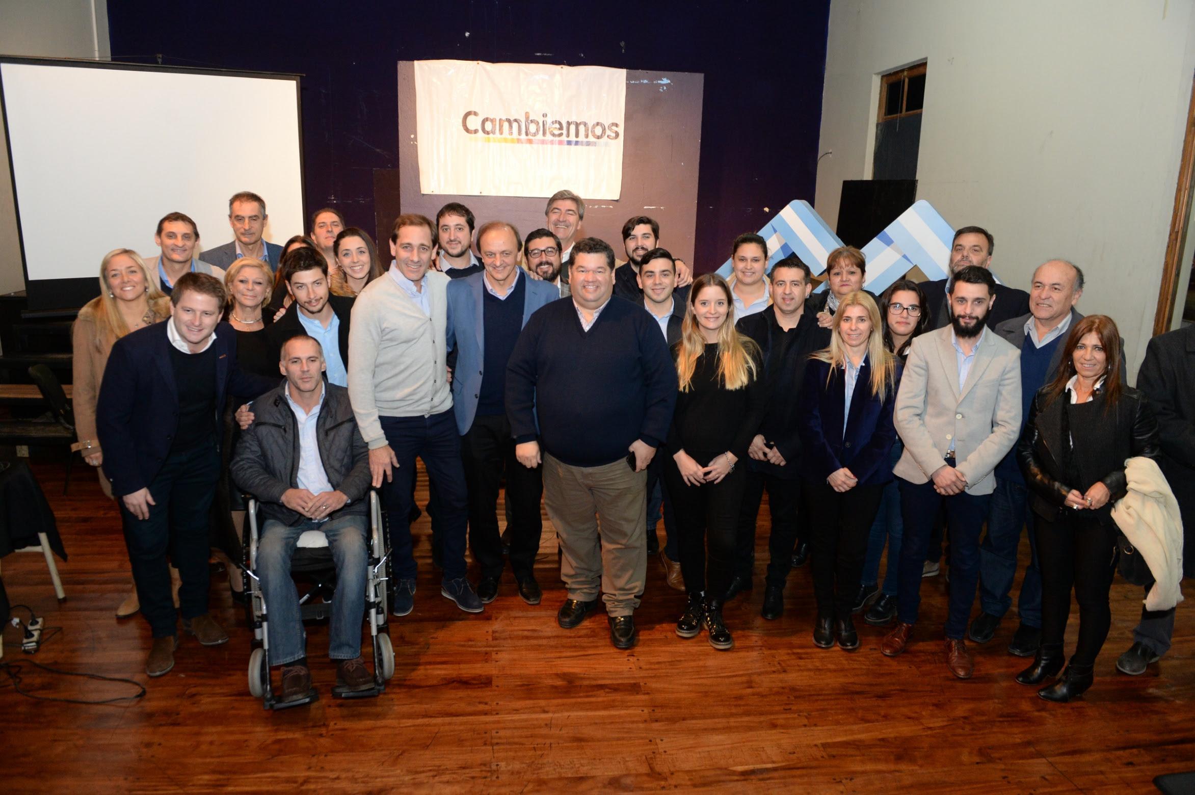 Con la presencia de Garro, Campbell y Nedela se realizó el Foro de Concejales de Cambiemos de la Región Capital