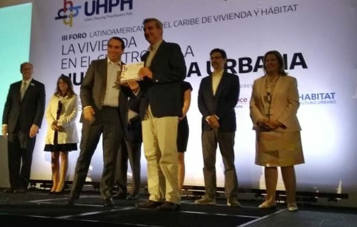 Carmen de Areco distinguida por la ONU por sus políticas de vivienda y Habitat