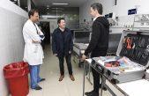 El Hospital del Malvinas  Argentinas tiene la terapia intensiva más grande de la provincia de Buenos Aires