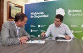 Cañuelas / Arrieta junto a Ritondo anunció la renovación  de los móviles de la policía comunal y el comando de patrullas