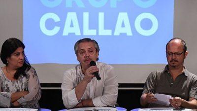 El Grupo Callao presentó alternativas para superar la crisis económica