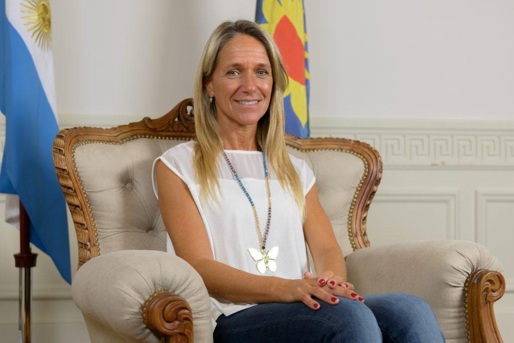 Carolina Barros Schelotto - Diputada de la Pcia. de Bs. As.