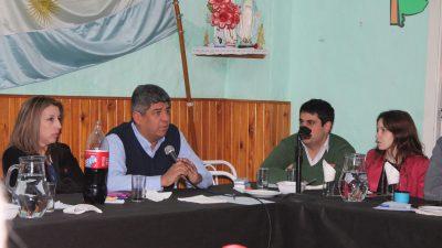 Pablo Moyano pidió una actitud más fuerte del Peronismo bonaerense contra las medidas del gobierno