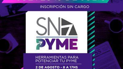 San Nicolás / Inscribite en las ronda de negocios de SN Pyme2018