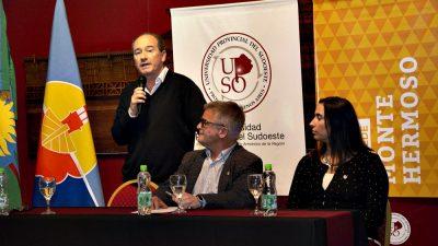 La UPSO abrirá la carrera de Periodismo en Monte Hermoso
