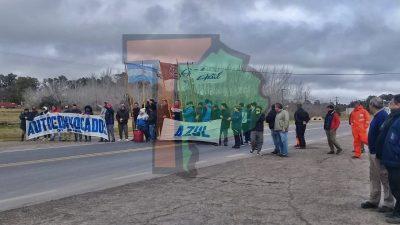 El Turf corta rutas y accesos en La Plata, Azul, Mar del Plata y Santa Fé