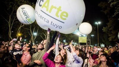 "Cortés confirmó que ""AcercArte"" llegará a Henderson en Octubre"