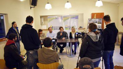 General Rodríguez / Kubar presentó al nuevo secretario de salud y un equipo panorámico del hospital odontológico