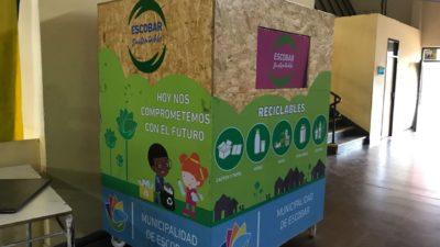 Escobar / 35 mil chicos dieron la nota, recolectaron más de 500 bolsones de residuos reciclables
