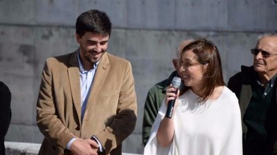 """Galli salió a bancar a la gobernadora y aseguró: """"Todos los que fuimos candidatos aportamos"""""""