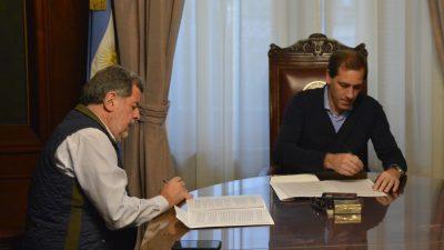 """Garro: """"Las PyMES son el motor de nuestra economía"""""""