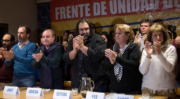 Hoy se vuelven a ver las caras los gremios docentes y la gobernadora Vidal ¿Habrá acuerdo?