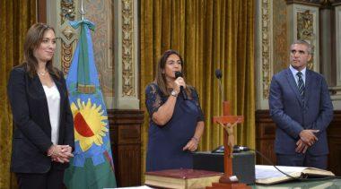 Vidal echó a Inza de la Contaduría General pero dejó a todos sus colaboradores
