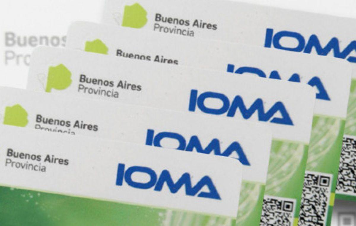 IOMA aumentó los bono de consulta hasta un 72,8 %