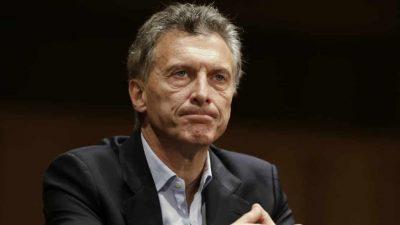 """Lo confirmó Macri: """"La economía ya entró en recesión"""""""