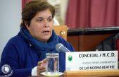 H. Yrigoyen / Durante una sesión, una concejal de Cambiemos negó haber aportado a la campaña de Macri
