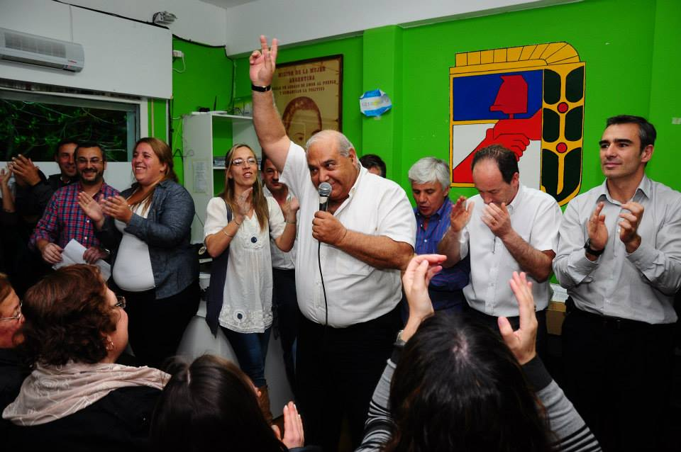 """Monte Hermoso está de duelo por la muerte del ex intendente peronista Alberto """"Pirucho"""" Abraham"""