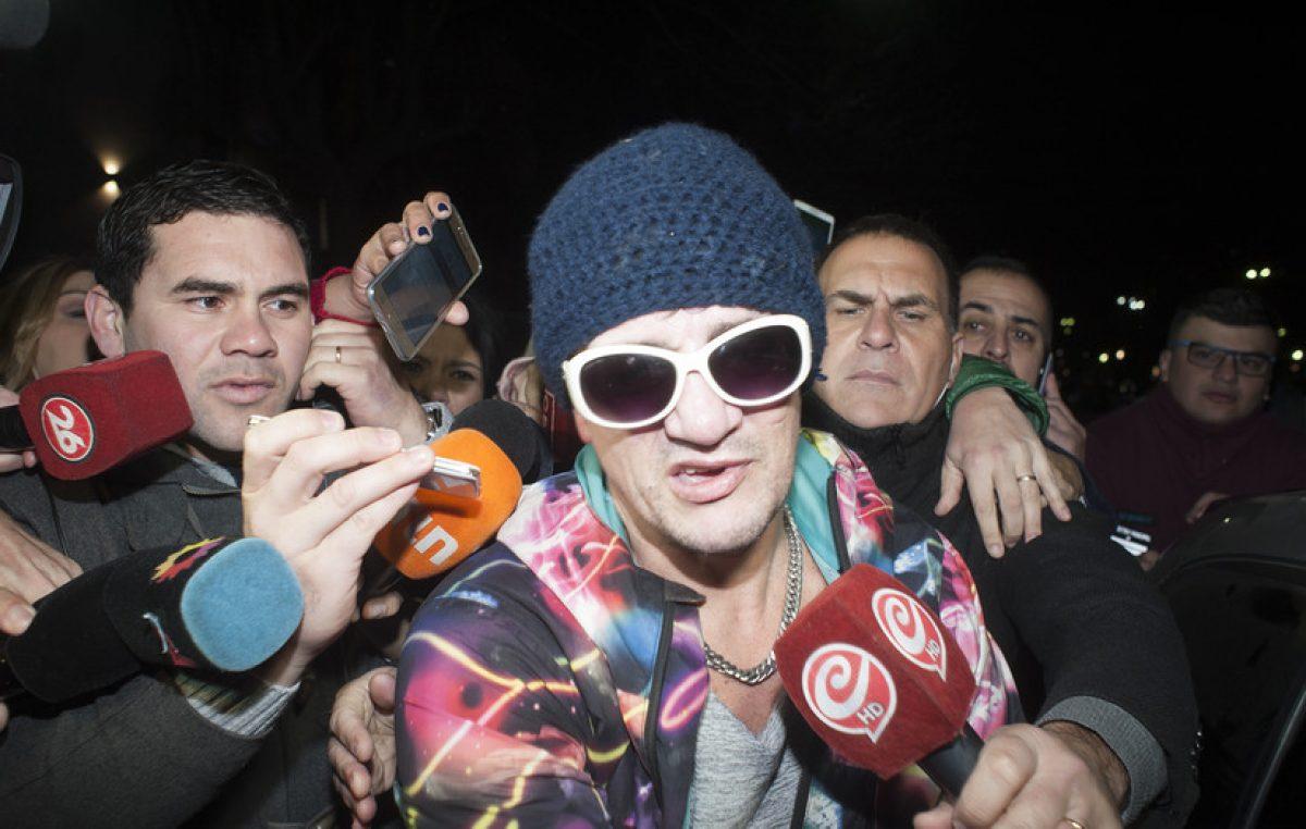 "Se entregó el músico de rock ""Pity"" Álvarez: ""Lo maté porque si no me iba a matar él"""