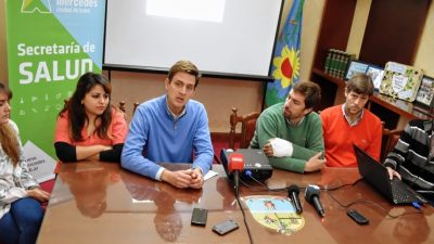 "Mercedes creó un ""Banco Municipal de Drogas"" para compartir medicamentos en forma solidaria"