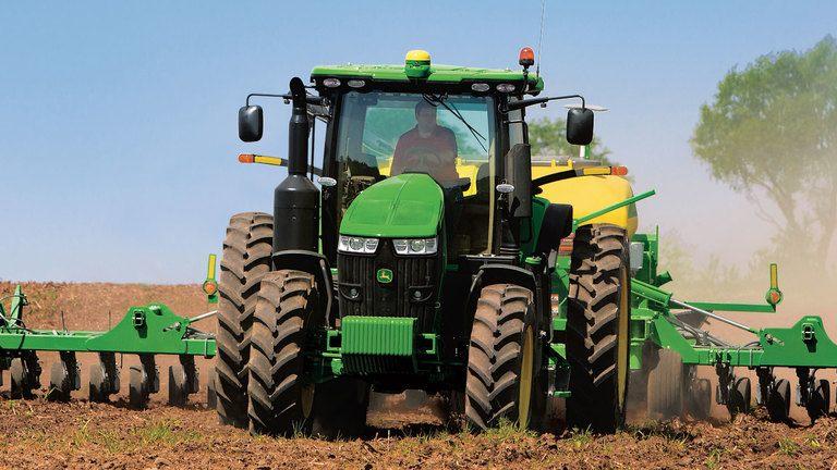 Tres Arroyos ofrece un curso gratuito de tractorista