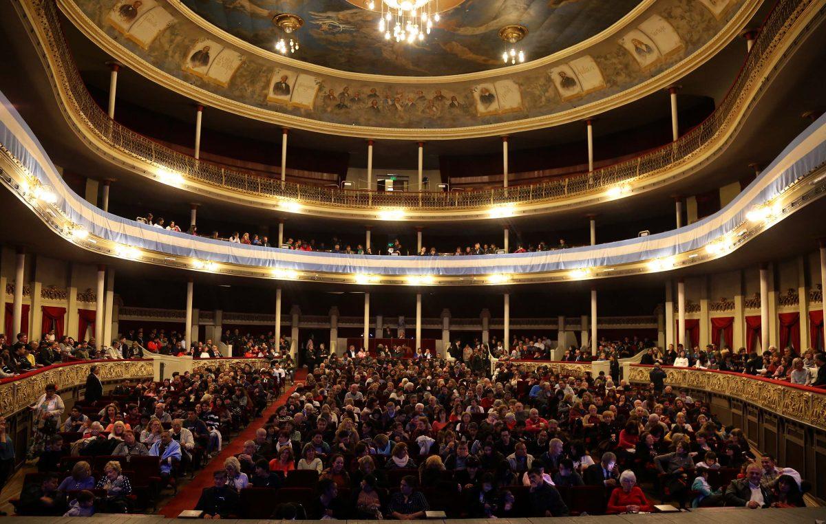 El Coliseo Podestá ofrecerá un concierto de gala por el 202° aniversario de la Independencia