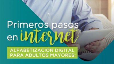 La Plata / Lanzan un programa para que los abuelos se puedan conectar con sus nietos