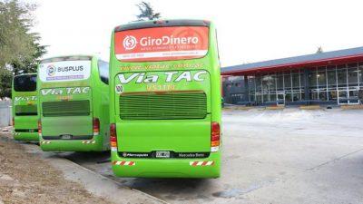 Vía Bariloche se quedó con las rutas de  Río Paraná y ahora quiere despedir a 18 trabajadores