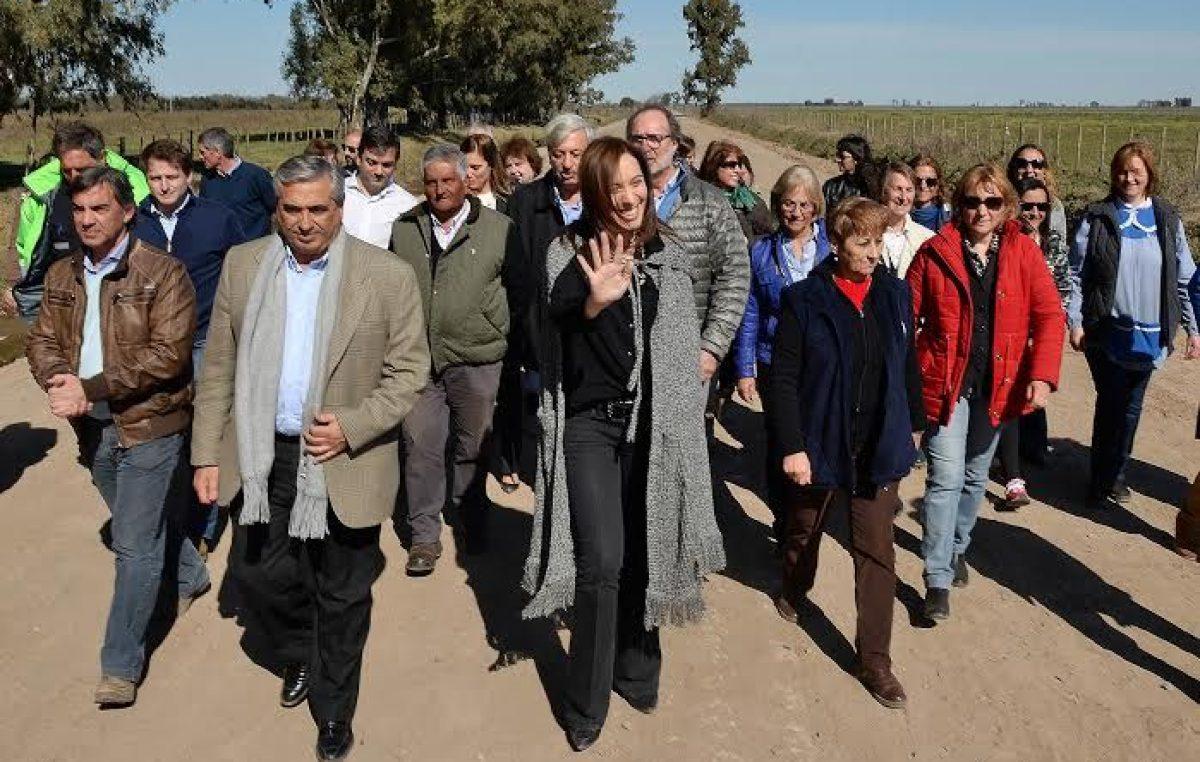Vidal se atajó sobre las denuncias de aportantes truchos a la Campaña de Cambiemos  y pidió cambiar la ley de financiamientos de los partidos políticos
