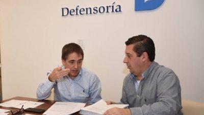 Néstor Álvarez renunció a la intendencia de Guaminí para desembarcar en la Defensoría del Pueblo