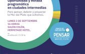 Se viene un importante encuentro internacional sobre empleo en Mar del Plata
