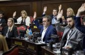 Senadores de Cambiemos repudiaron la violencia en la marcha de Astilleros y culparon a ATE y a Mario Secco