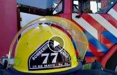 """VIDEOS / El """"sirenazo"""" de los Bomberos Voluntarios se hizo escuchar en toda la Provincia"""