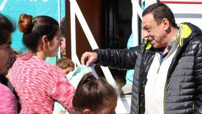 Zárate / Cáffaro desembarca en los barrios más carenciados del distrito para analizar las problemáticas y brindar soluciones