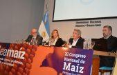 """Javier Martínez: """"Pergamino tiene como desafío ser un gran polo agroindustrial a nivel mundial"""""""