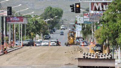 Tandil/ Inversión en infraestructura y pavimentación
